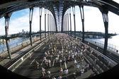 Marathon Run Sydney — Stock Photo