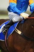 Horserider — Stock Photo