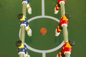 Table football or soccer — Stock Photo