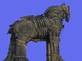 Trojan Horse — Stock Photo