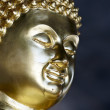 Stock Photo: Sculpture of Buddha.