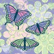 Royalty-Free Stock Vector Image: Butterflies Are Free
