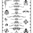 Design Ornaments 1 - Stock Vector