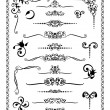 Vector de stock : Design Ornaments 2