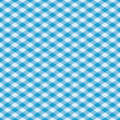 Gingham Pattern in Blue — Stock Vector