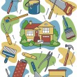 Home Renovation - Imagen vectorial