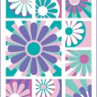 Stock Vector: Little Flower Designs #3