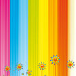 Abstract rainbow background — Stock Photo #3875810