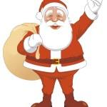 Santa — Stock Photo #3887615