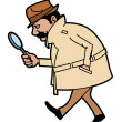 Investigator — Stock Photo