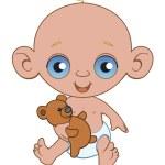 Baby — Stock Photo #3888005