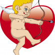 Stock Photo: Cupid