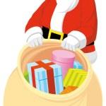 Santa — Stock Photo #3888102