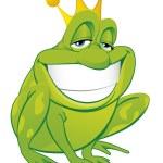 Frog prince — Stock Photo #3888233