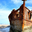 Stock Photo: Shipwreck (2)
