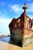 Shipwreck (2) — Stock Photo