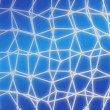Glowing Lattice — Stock Photo