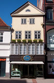An old house in Lueneburg, Germany — Stock Photo