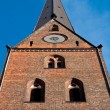 Petri church — Stock Photo