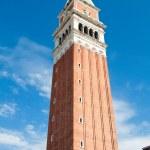 Постер, плакат: The Marcus tower in Venice