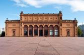 Hamburgs Art Hall — Stock Photo