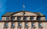 Arquitetura em hamburgo — Fotografia Stock