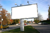Billboard — Stockfoto