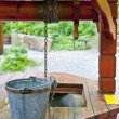 Retro Wishing Well — Stock Photo