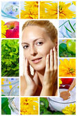 Beauty and health — Stock Photo