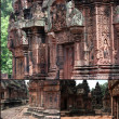 Camboya Angkor Wat - Stock Photo