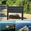 Foto Stock: Cape Point of South Africa