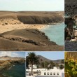 Lanzarote Canary Island — Stock Photo
