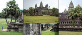Camboya Angkor Wat Temple — Stock Photo