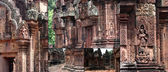 Camboya Angkor Wat — Stock Photo