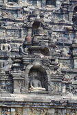 Borobudur Temple, Yogyakarta, Java, Indonesia — Stock Photo