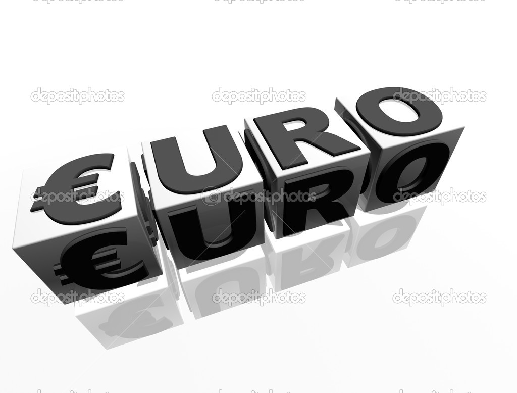 Dolar and Euro  Stock Photo #4055957