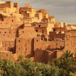 Ait Ben Haddu Marocco - Stock Photo