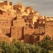 Stock Photo: Ait Ben Haddu Marocco