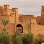Ait Ben Haddu Marocco — Stock Photo