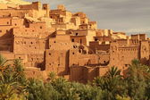 Ait Ben Haddu Marocco — Stock Photo