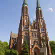 Stock Photo: Church in warsaw