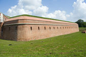 Zamosc fortificación en polonia — Foto de Stock