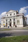Church of Zamosc — Stock Photo