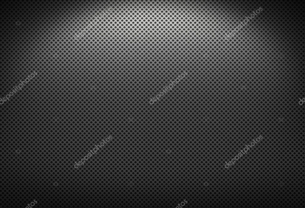 Black and gray metal grate with lighting effects — Stock Photo #3519477