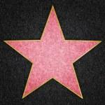 Hollywood Star — Stock Photo #3888261