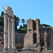The Roman Forum in Rome - Stockfoto