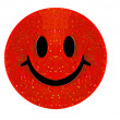 Stock Photo: Smiling button