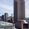 Stock Photo: Cleveland, Ohio - architecture of downtown