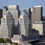 Architecture of Cincinnati — Stock Photo #3575553