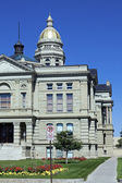 Cheyenne, Wyoming - State Capitol — Stock Photo